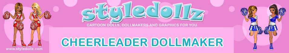 Cheerleader Dollmaker